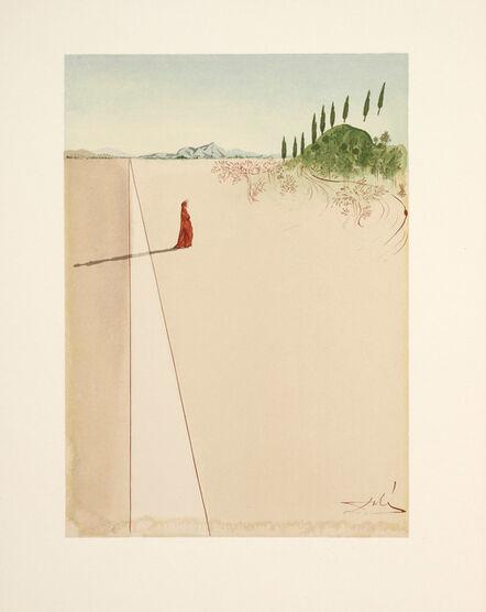 Salvador Dalí, 'Hell Canto 1 (The Divine Comedy)'