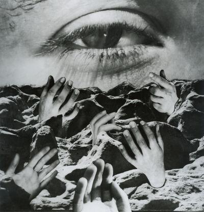 Grete Stern, 'Sueño Nro 26, El Ojo Eterno', 1949