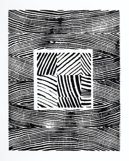 Andre Mirzaian, 'Vertical Block Print', 2014
