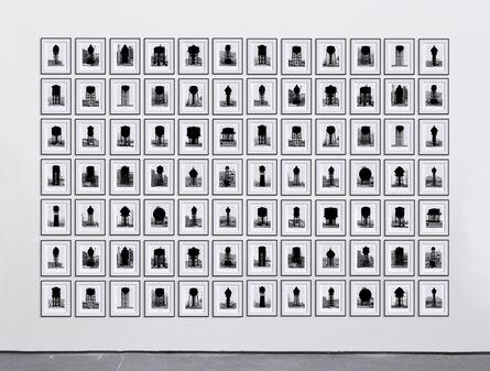 Marlon de Azambuja, 'Water Towers ', 2015