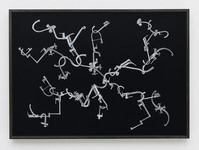 Haegue Yang, 'Hardware Store Collage – Bauhaus Taps #2', 2012