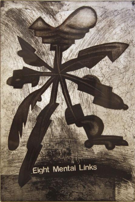 Jim Nickel, 'Eight Mental Links', 1996