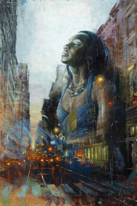 Christopher Clark, 'Regal Blue', 2020