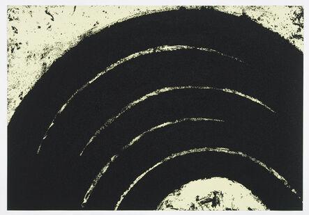 Richard Serra, 'Paths and Edges #6', 2007
