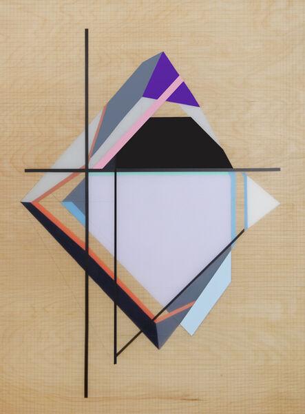Zin Helena Song, 'Grid Origami #5', 2014