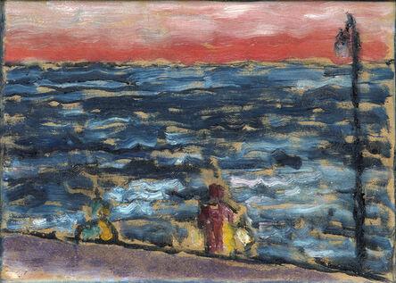 Alexej von Jawlensky, 'Meereslandschaft Borkum', 1928