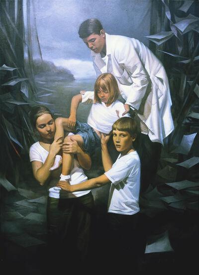 Margaret Morrison, 'Descent', 2001