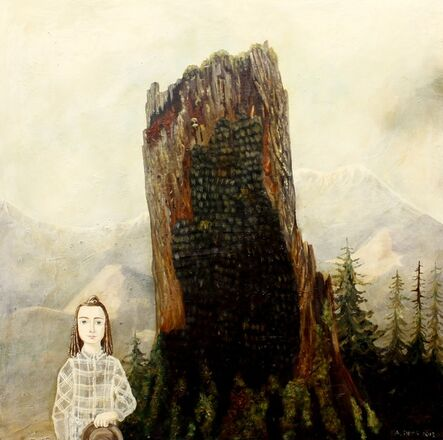 Anne Siems, 'Iska Tree'
