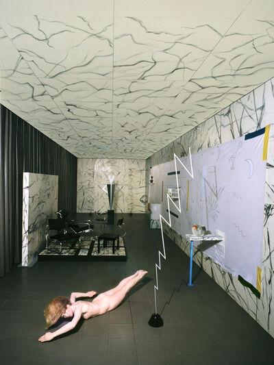 Occhiomagico, 'Domus covers, Lo sforzo umano', 1982
