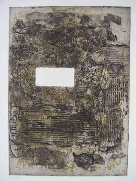 Antoni Clavé, 'Feuilles', 1968