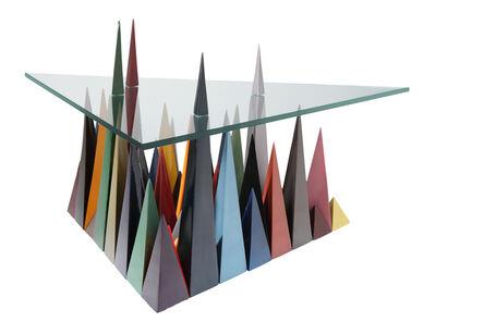 Benjamin Rollins Caldwell, 'Protrusion Low Table', 2010