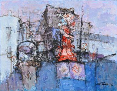 Ang Ah Tee, 'Lunar New Year', 2012
