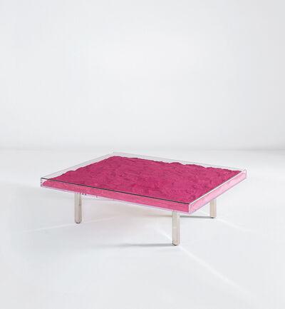 Yves Klein, 'Table Rose', designed 1961