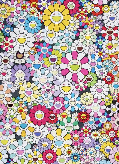 Takashi Murakami, 'Shangri-La Multicolor', 2018