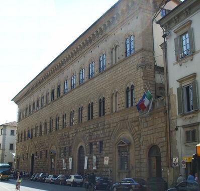 Attributed to Michelozzo di Bartolomeo, 'Palazzo Medici-Riccardi', 1446