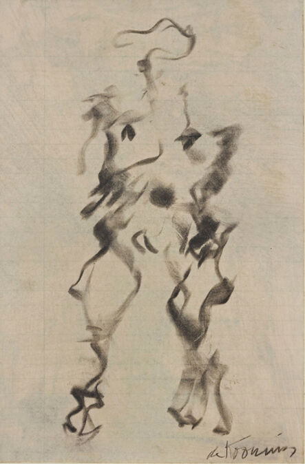 Willem de Kooning, 'Woman', ca. 1965