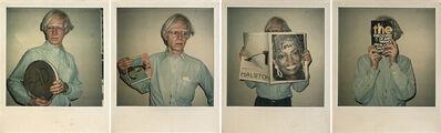 Christopher Makos, 'Andy Warhol - Filmmaker, Artist, Publisher, Philosopher', 1980