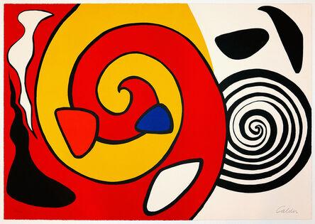 Alexander Calder, 'Escargot', 1965