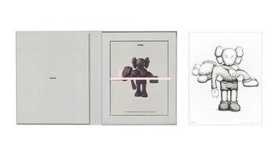 KAWS, 'KAWS X NGV Limited Edition Art Book with Screen-print', 2019