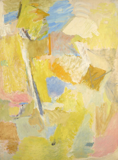 Yvonne Thomas, 'Summer Day', 1952