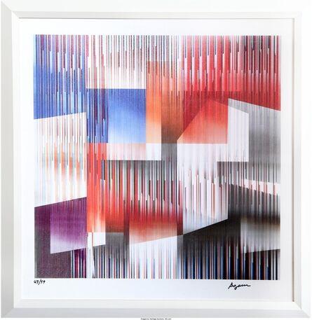 Yaacov Agam, 'Untitled IV'