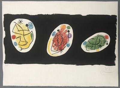Joan Miró, 'Panorama for XXth Century | XXe Siècle', 1968