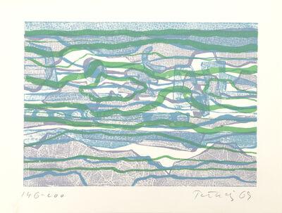 Gabor Peterdi, 'The Reef', 1969