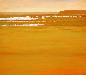 Fred Holcomb, 'Yellow Beach', 2020