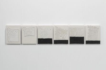 Joël Andrianomearisoa, 'Larmes éteintes (Les saisons de mon coeur series)', 2017