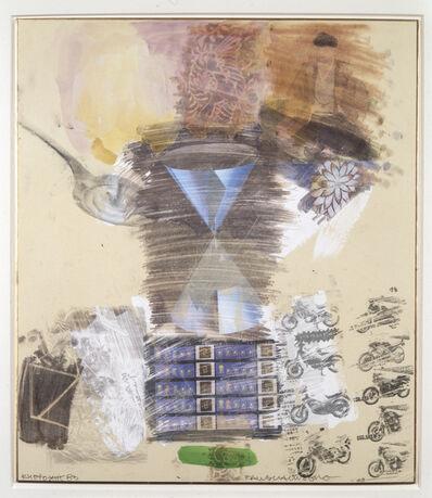 Robert Rauschenberg, 'Kyoto XIII', 1983