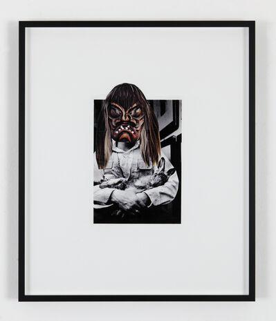 Helmut Middendorf, 'OT, (Maske, Beuys)', 2014