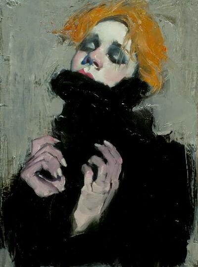 Malcolm T. Liepke, 'Black Sweater ', 2017