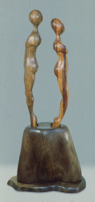 Margery Goldberg, 'He She Tree', 1990s