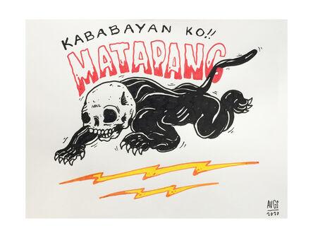 Auggie Fontanilla, 'Matapang Bayan', 2020