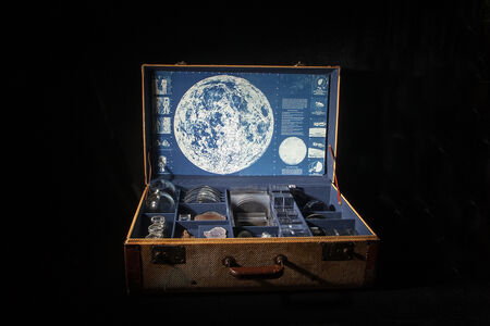 Patricia Lagarde, 'Take me to the moon', 2019