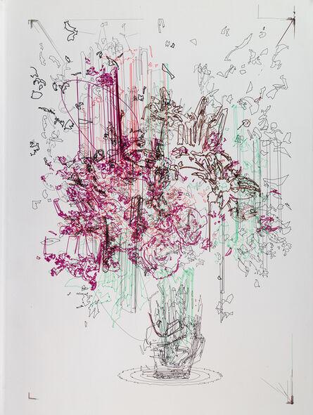 Andrew Kaufman, 'Funeral Flowers', 2017