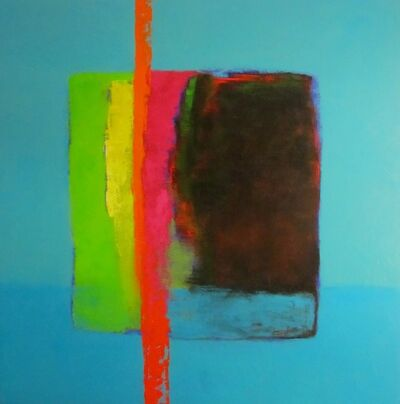 Nurieh Mozaffari, 'Field of Expression'