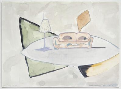 Ernst Caramelle, 'Smiling Sofa', 2008