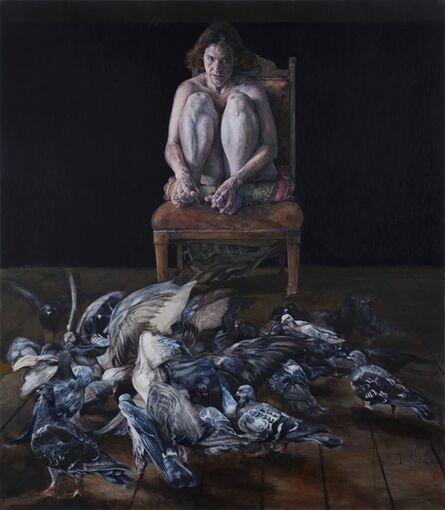 Freya Payne, 'Throne', 2010
