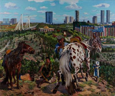 Liu Xiaodong, 'Diary of an Empty City no. 02', 2015