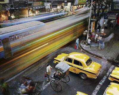 Martin Roemers, 'Madan Street and Lenin Sarani, Chandni Chowk, Kokata, India ', 2008