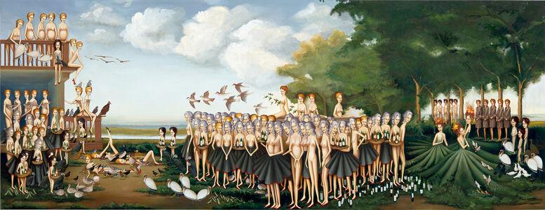 Sandra Scolnik, 'Landscape I', 2004-2005