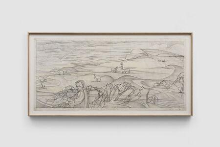 Liang Hao 郝量, 'Tao Shu · Autumn Thoughts - Twilight《套数·秋思—暮色》', 2020