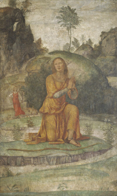 Bernardino Luini, 'Procris' Prayer to Diana', ca. 1520/1522