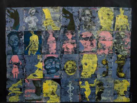 Ronald Muchatuta, 'Blackness ? III', 2020