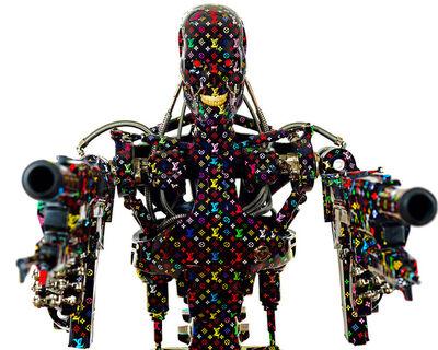 Santlov, 'Terminator LV', 2013