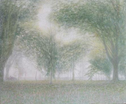 Mari Puri Herrero, 'Jardín con niebla', 2016-2017