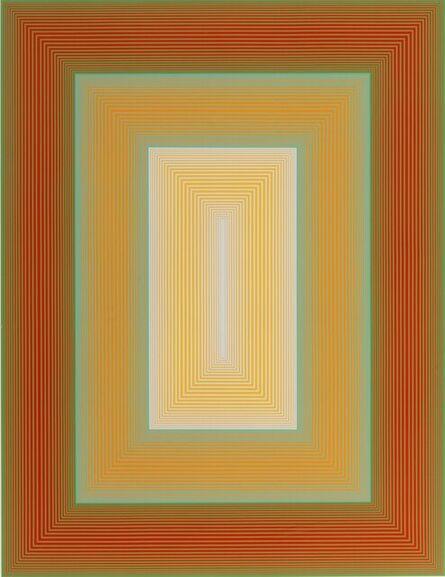 Richard Anuszkiewicz, 'Inward Eye #8, from Inward Eye', 1970