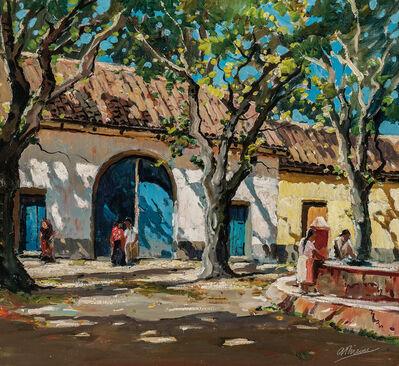 Anthony Thieme, 'Las Piletas, Antigua Guatemala'