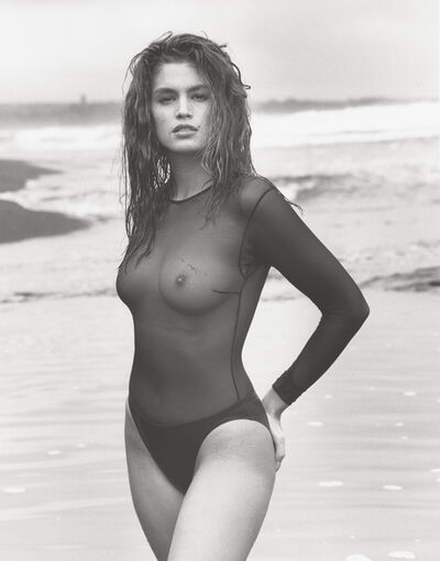 Herb Ritts, 'Cindy Crawford 1', 1988